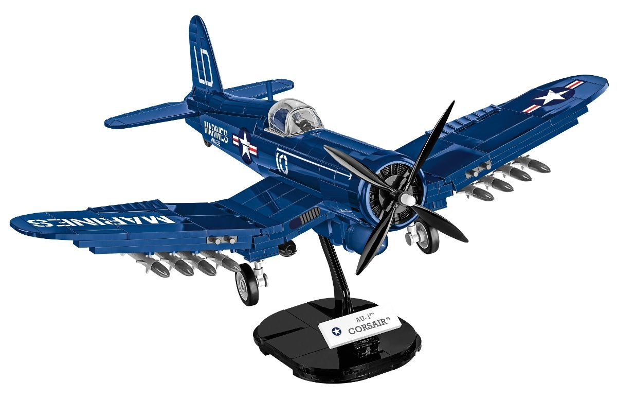 COBI AU-1 Corsair Set (2415) Reviews