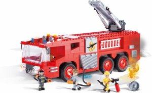 COBI Airport Fire Truck Set (1467) AMazon