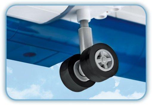 COBI Boeing 737 8 MAX (26175) wheels