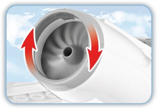 COBI Boeing 777 Set (26261) engines