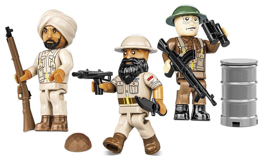 COBI British SAS Figure Set Amazon