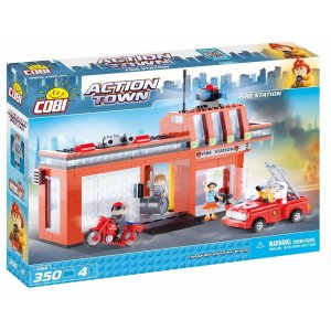 Cobi Fire Truck Sets
