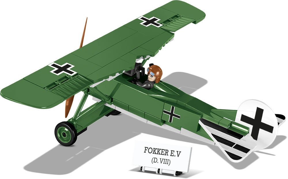 COBI Fokker EV D.VIII Set (2976) Display
