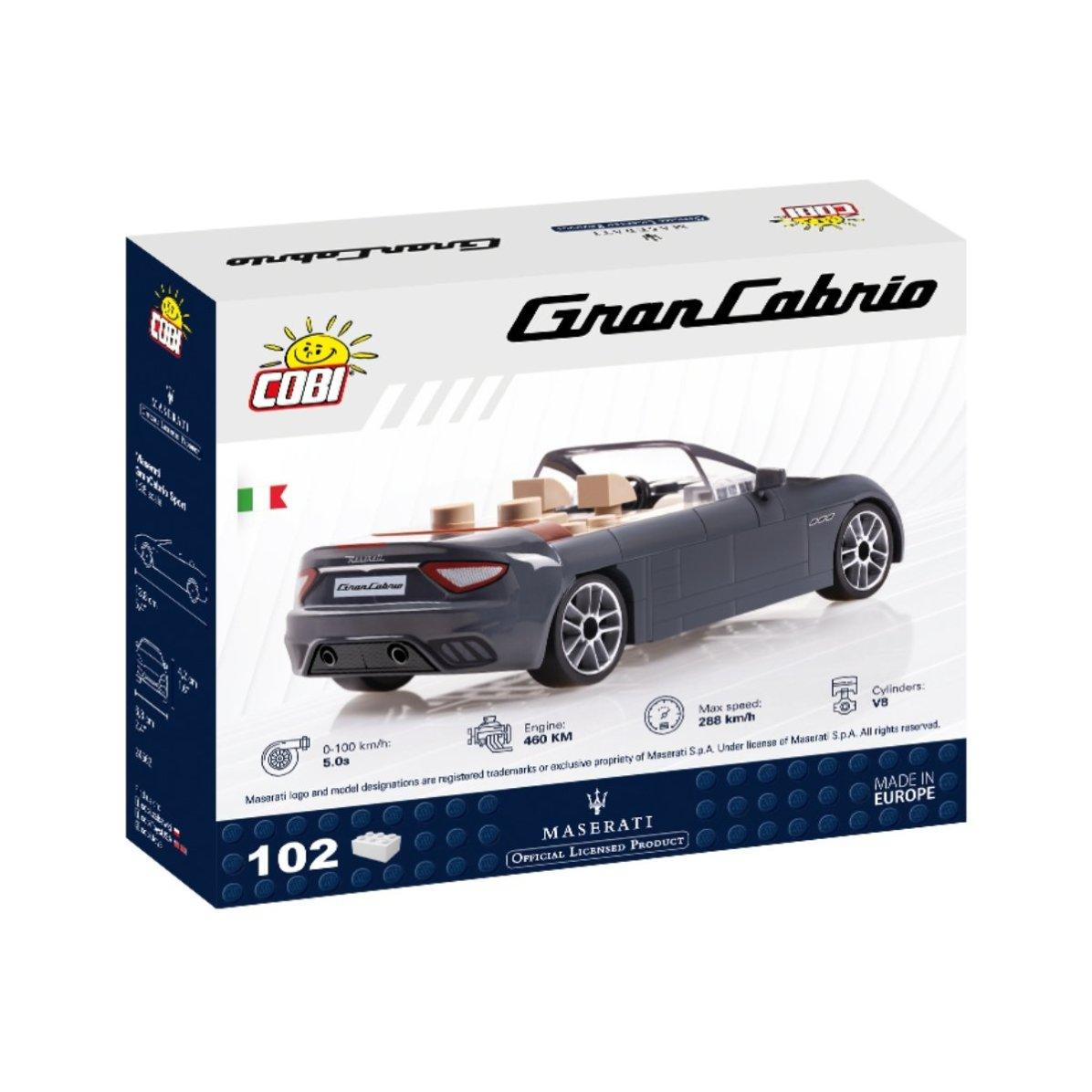 COBI GRan Cabrio (24562) USA