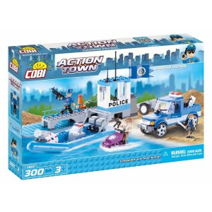COBI Harbor Patrol Set (1565)