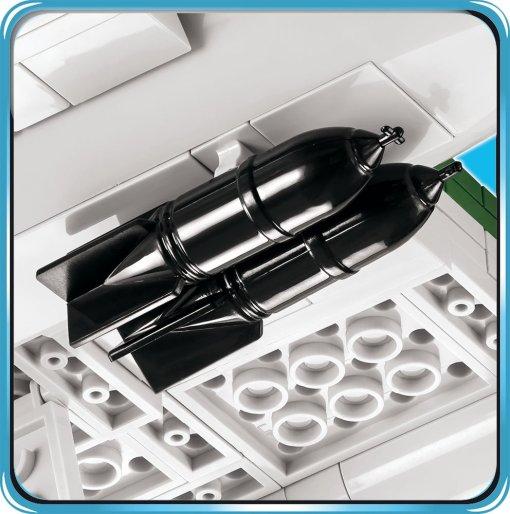 COBI Henkel HE 111 Bombs