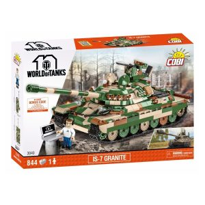 COBI IS-7 Granite WOT Set (3040)