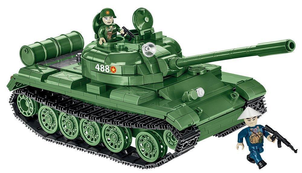 COBI MEDIUM TANK T- 55 (2234) SET Amazon