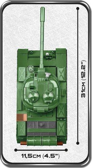 COBI MEDIUM TANK T- 55 (2234) SET Size