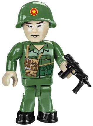 COBI MEDIUM TANK T- 55 (2234) SET Soldier