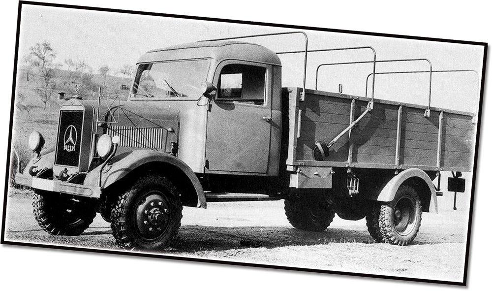 COBI MERCEDES BENZ L3000S SET (2455A) history