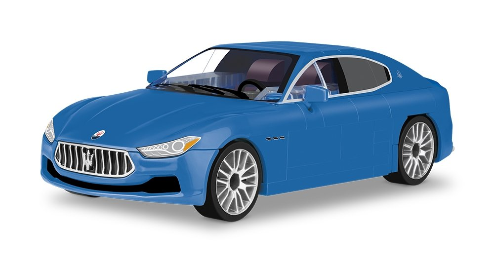 COBI Maserati Ghibli Set (24564) best price