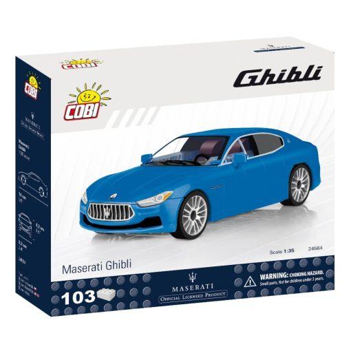 COBI Maserati Ghibli Set (24564)