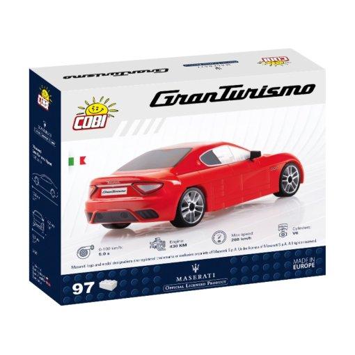 COBI Maserati Gran Turismo USA