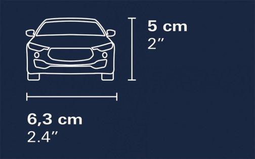 COBI Maserati Lavante Size