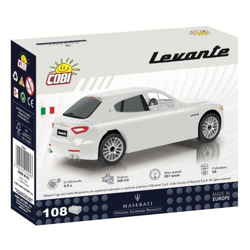 COBI Maserati Lavante USA