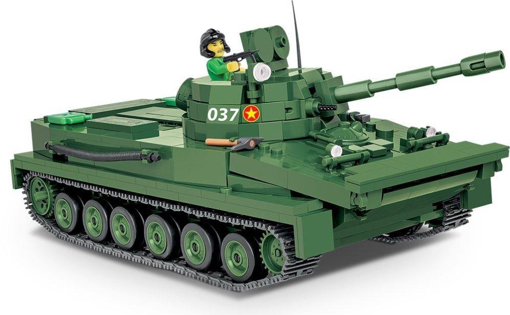 COBI PT-76 Tank Set (2235) Reviews