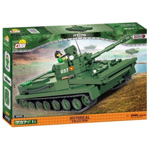COBI PT-76 Tank Set (2235)