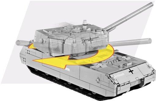 COBI Panzer VIII Maus Set (3024) USA