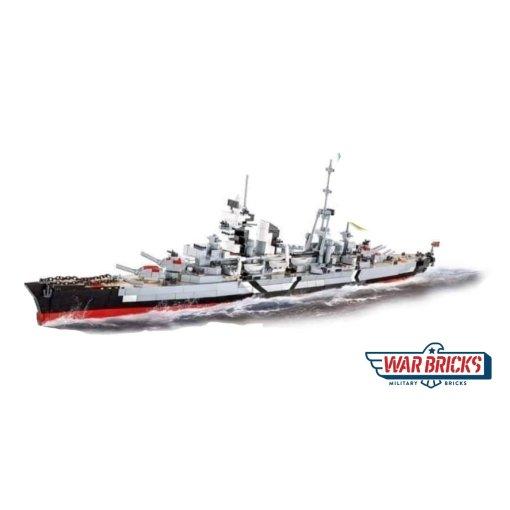 COBI Prince Eugen Heavy Cruiser (4823)