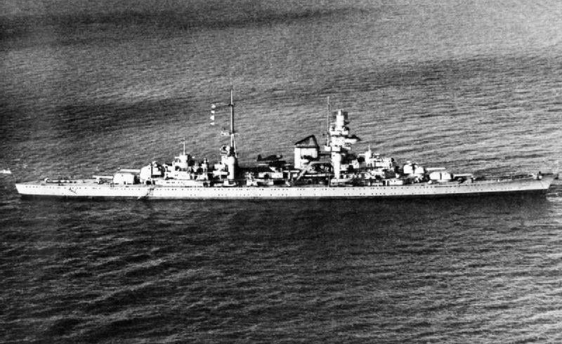 COBI Prince Eugen Heavy Cruiser Set (4823) Photos