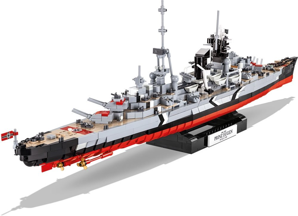 COBI Prince Eugen Heavy Cruiser Set (4823) Reviews