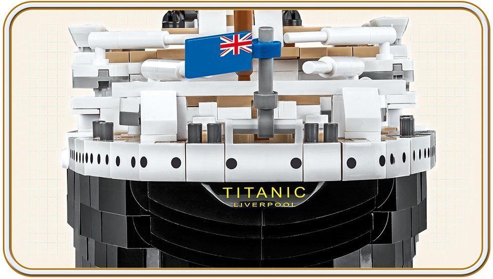 Understanding The COBI Titanic Set Lineup