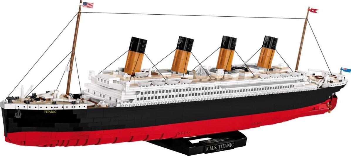 COBI R.M.S Titanic Set (1916) USA Store
