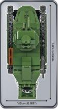 COBI Renault FT-17 Tank Set (2973) Size