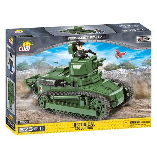 COBI Renault FT-17 Tank Set (2973)