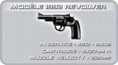 COBI Renault FT-17 pistol