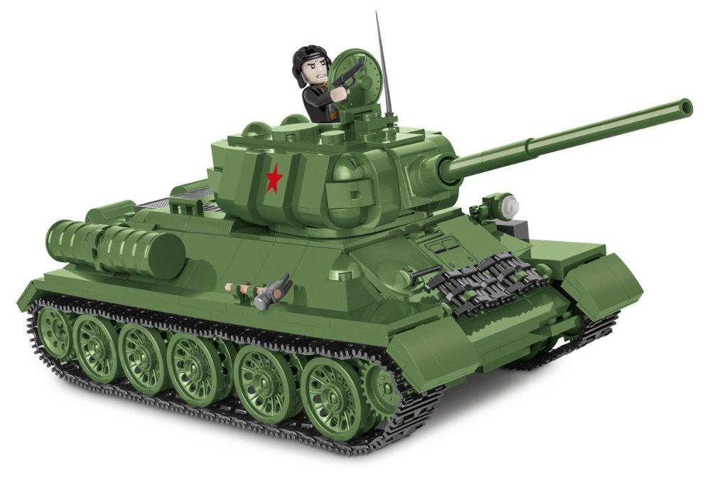 COBI T-34-85 Tank Set (2542) Warrbicks
