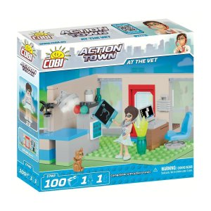 COBI Vet Clinic Set (1740) USA