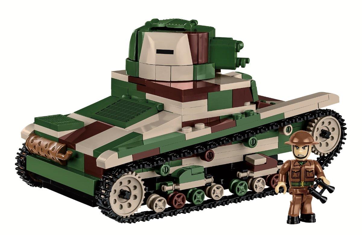 COBI Vickers Tank Set (2520) USA