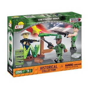 COBI Vietnam War Figures Set (2038)
