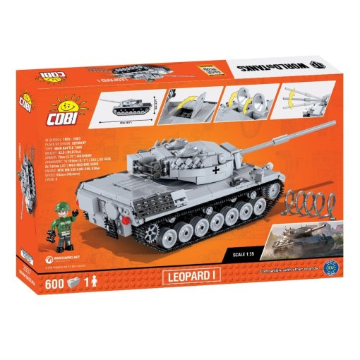 COBI WOT Leopard Set (3037) amazon