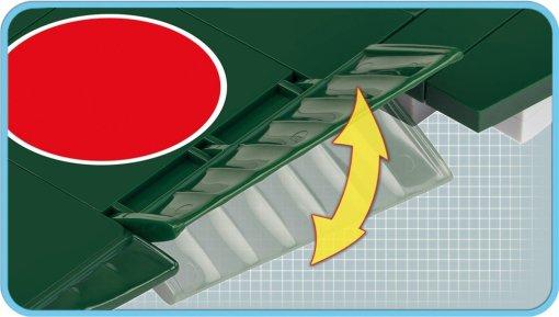Cobi MITSUBISHI A6M5 ZERO M Set (5712) Flaps