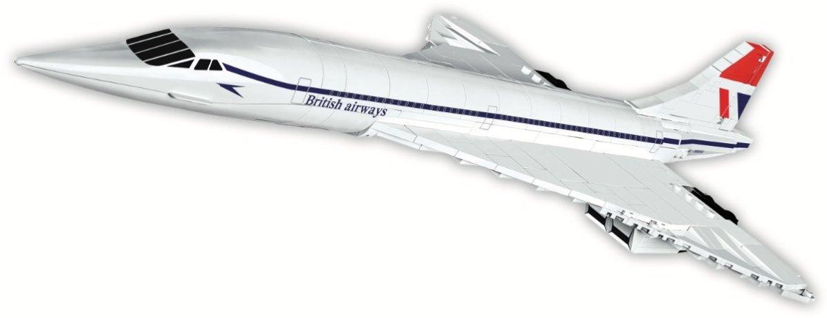 The COBI Concorde Set (1917) Amazon