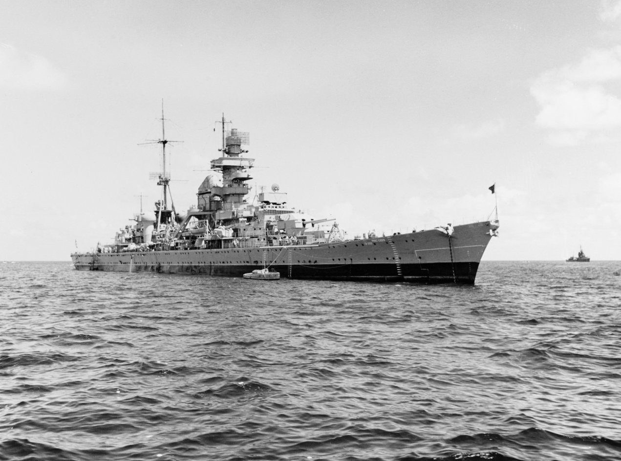 USS Prince Eugen Heavy Cruiser Set (4823)