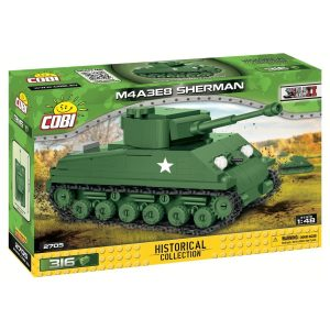 COBI 148 M4A3E8 Sherman (2705) USA