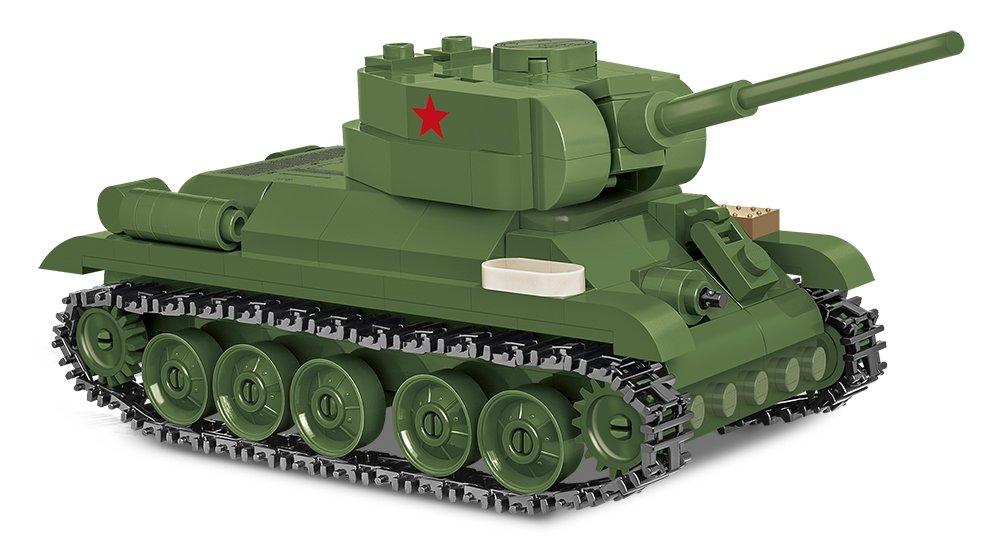 COBI 148 Scale T34 Tank (2702) USA