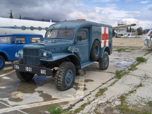 COBI Dodge WC54 Ambulance Blue