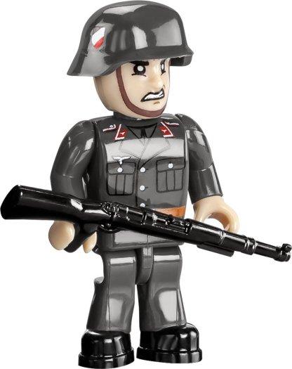COBI FLAKPANZER IV soldier(2548)