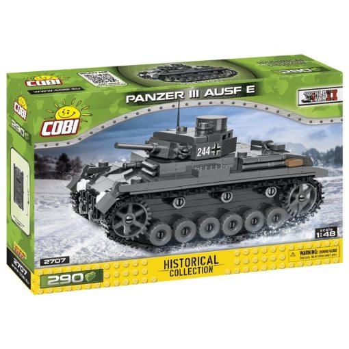 COBI Panzer III AUSF E Set (2707)