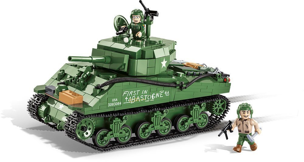 COBI Sherman M4A3E2 Jumbo Set (2550) USA