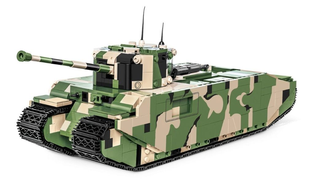 COBI TOG II Heavy Tank set