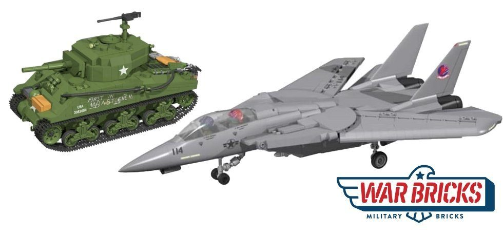 COBi Announces Top Gun F-14 Set and More