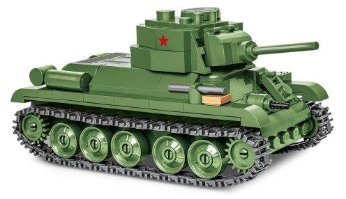 COBI 148 T-34 76 Set (2706) Review
