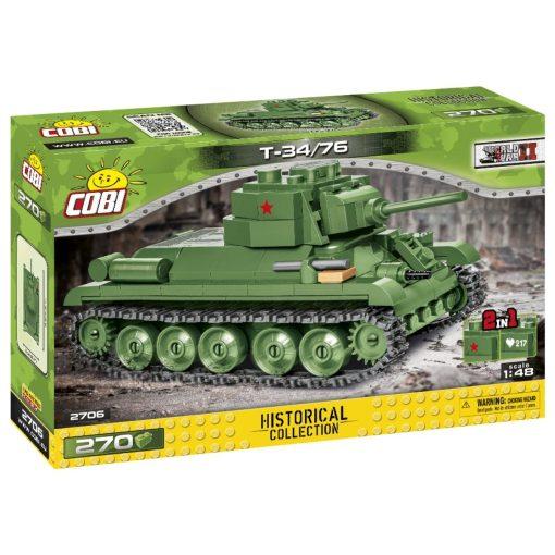COBI 148 T-34 76 Set (2706)