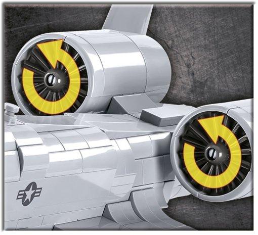 Cobi A-10 Details